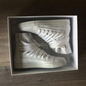 Kris Van Assche Multi Lace Sneakers